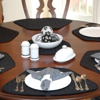 Manteles individuales para una mesa redonda # WZ73 - Roccommunity