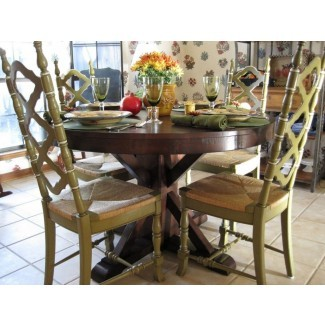 mejores manteles individuales para mesa redonda - diseños redondos: Muebles