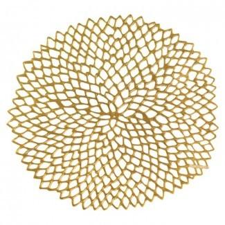Mantel floral Dahlia