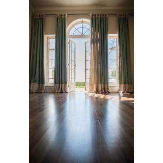 15 Tratamientos brillantes para ventanas de puertas francesas