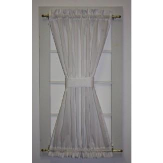 Cortina de panel de puerta sólida de Howerton