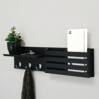 Sydney Wall Shelf and Mail Holder