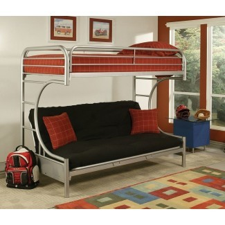Litera Hiett Twin Over Full Futon