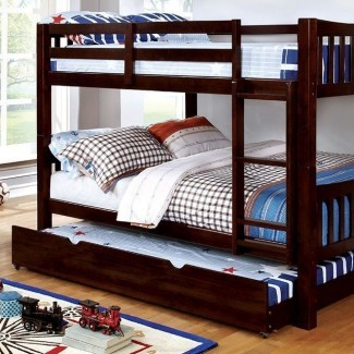 Fontinella Full sobre Full Bunk Bed