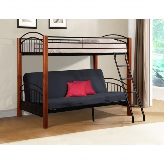 Twin Over Full Futon Litera