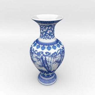 Jarrón de porcelana azul y blanca china Modelo 3D MAX OBJ [19659090] Chino B Florero de porcelana blanca y blanca Modelo 3D MAX OBJ FBX ... </div> </p></div> <div class=