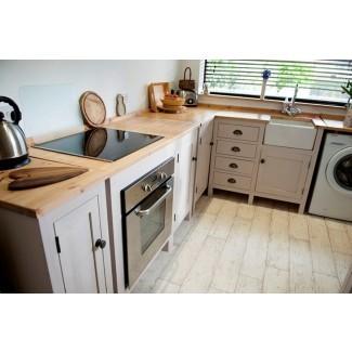 Cocina rústica - £ 0.00: Cleveland Pine & Oak