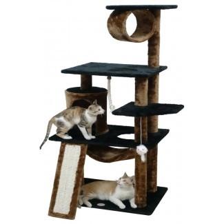 """Árbol de gato de gatito de 54 """""""