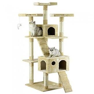 Árbol de gatos para gatos grandes: