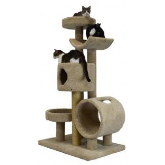 Top 5 de árboles de gatos Purrfect para gatos grandes - Purrfect