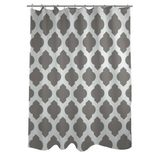 Cortina de ducha simple marroquí completa