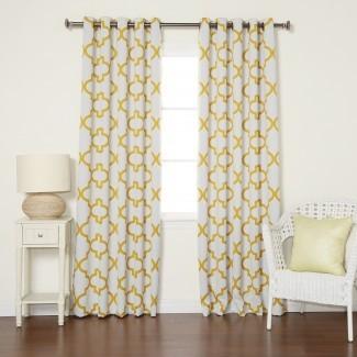 15 Colección de cortinas marroquíes | Ideas para cortinas