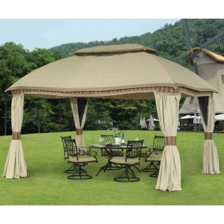 Cortina para Gazebo Domed