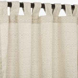 Mccafferty Outdoor Single Curtain Panels [19659078] Panel de cortina individual para exteriores Mccafferty </div> </p></div> <div class=