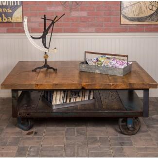 Mesa de centro Jambusaria Vintage Factory