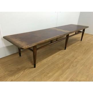Galería de imágenes de mesas de café extra largas (vista 4 de