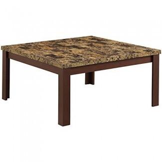 Acme Furniture 80320 Juego de 3 piezas para mesa de café / mesa fina