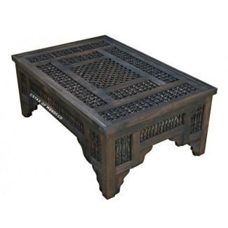 Mesas de estilo marroquí