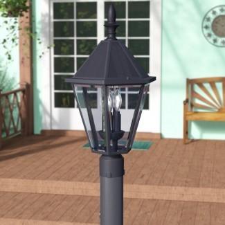 Cabezal de linterna LED de 3 luces Crisler Solar