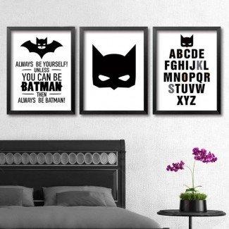 Las mejores 25+ ideas de habitaciones para niños Batman solo en Pinterest ...