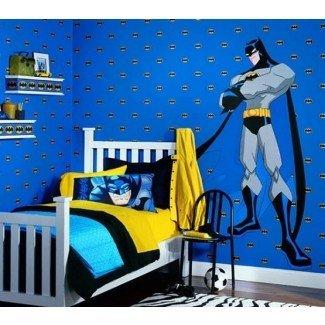 Batman decoraciones de dormitorio para niños | Home Interiors