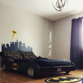 Todo lo que necesitas para una habitación de Batman | Geek Decor