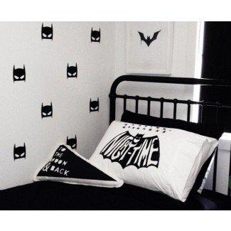 Batman Pattern Wall Sticker (36pcs) - envío gratis a todo el mundo