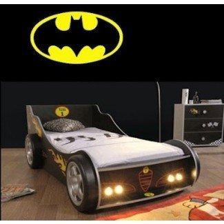 Decoración de dormitorio de Batman | Dormitorio