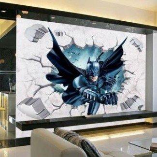 Los mejores productos de decoración de habitaciones de Batman en Wanelo