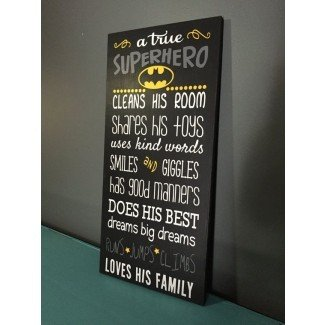 Más de 25 mejores ideas sobre la habitación del bebé Batman en Pinterest ...