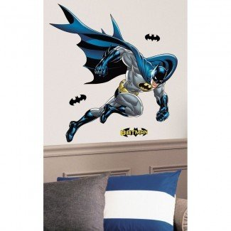 BATMAN BOLD y JUSTICE BiG Wall Stickers Mural GIANT Room
