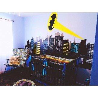 Las mejores 25+ ideas de vivero de Batman en Pinterest | Sala de Batman