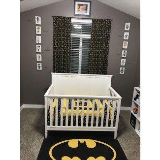 Top 25+ mejores ideas de vivero de Batman en Pinterest | Batman