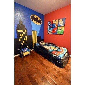 Las 25+ mejores ideas de camas Batman en Pinterest | Batman
