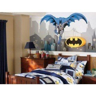 Decoraciones: tema de superhéroe para decoración de habitaciones para niños ...