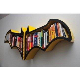 Décoration de chambres pour enfants sur le théme de Batman