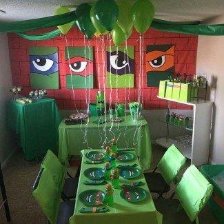 Más de 25 mejores ideas sobre Ninja Turtle Party en Pinterest ...