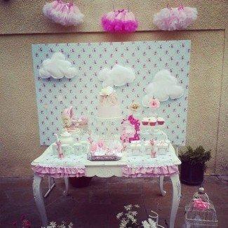 baby shower para niña Baby Shower Party Ideas