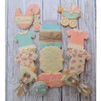 17 mejores ideas sobre Shabby Chic Cupcakes en Pinterest ...