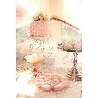Rosa Shabby Chic Baby Shower | Rosie Cakes DenverRosie ...