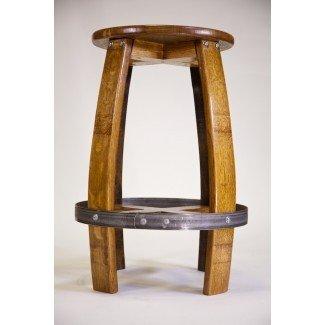 10 increíbles taburetes de madera personalizados de nuestro ...