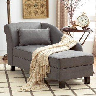 sillas de dormitorio chaise lounge | Home Design Ideas
