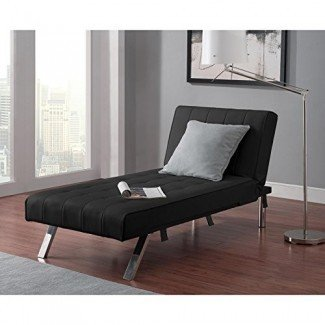 Chaise Lounge de interior - Sala de estar moderna convertible Dormitorio Espacios Muebles para el hogar de la casa
