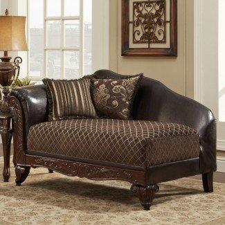 sillas de dormitorio chaise lounge | Ideas de diseño para el hogar