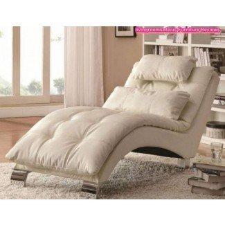 Sillas reclinables de dormitorio para mujer