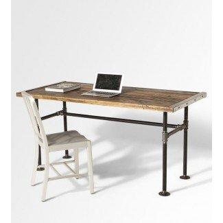 Las mejores 25+ ideas de escritorio de madera recuperada en Pinterest | Rústico