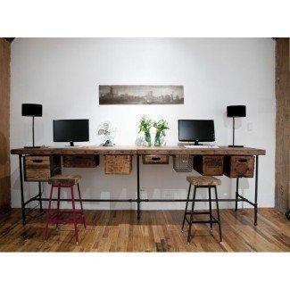 Más de 25 mejores ideas sobre escritorios para computadora en Pinterest | Bricolaje