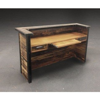 Más de 25 mejores ideas sobre Reclaimed Wood Desk en Pinterest ...