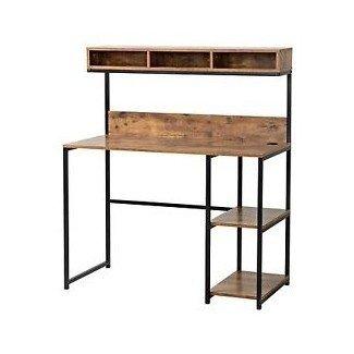 Escritorio de madera recuperada | eBay