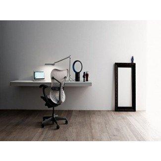 escritorio montado en la pared ...